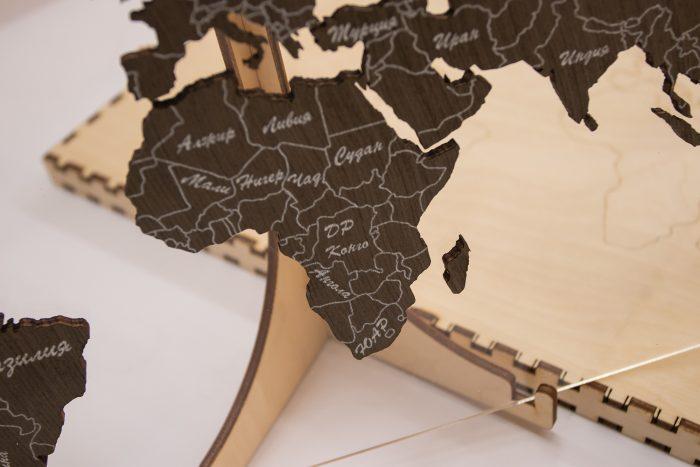 Маленькая карта мира